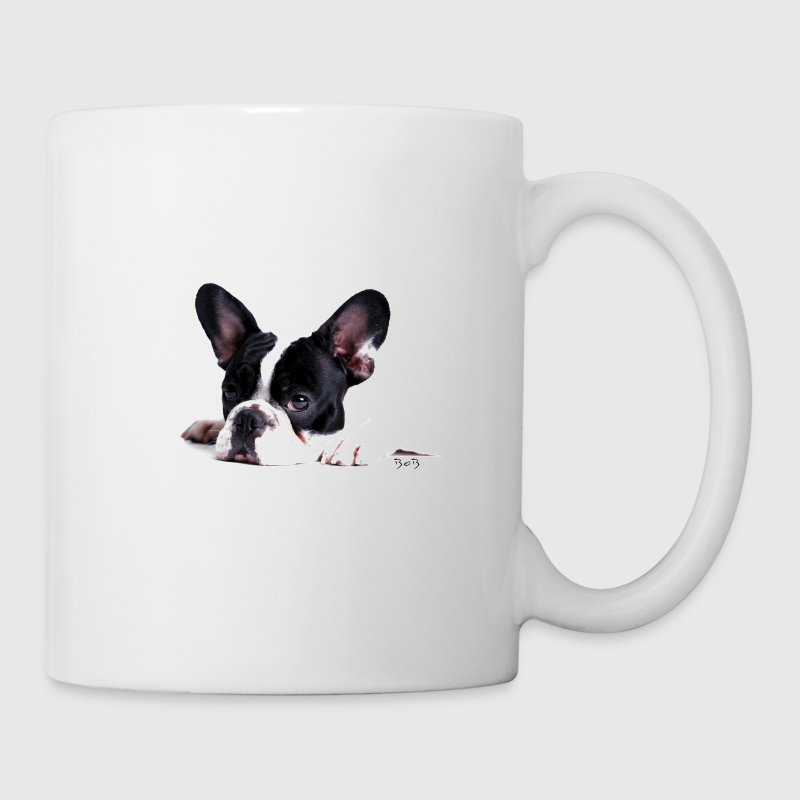 French Bulldog 1 - Kubek
