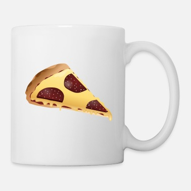 Piece Piece of pizza - Mug