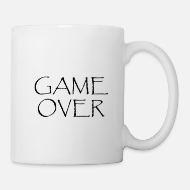 Game Over Game over - Tazza