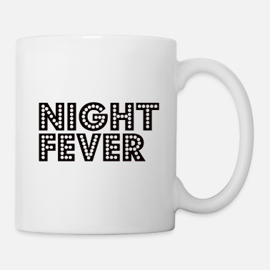 Palla Da Discoteca Regalo di Night Fever - Tazza