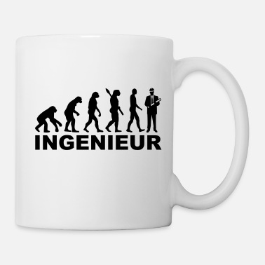 Evolution Ingenieur - Tasse
