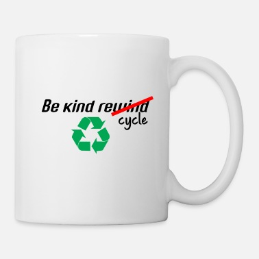 Recycling recycle - Mug