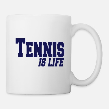 Advantage tennis is ife - Muki