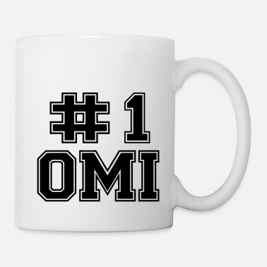 Omi Number One Omi - Kubek