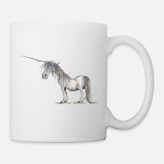 Unicorn Mugs & Drinkware - The Last Unicorn - Mug white