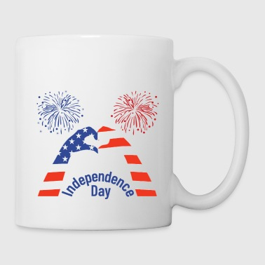 Independence Day, USA Independence Day - Mug