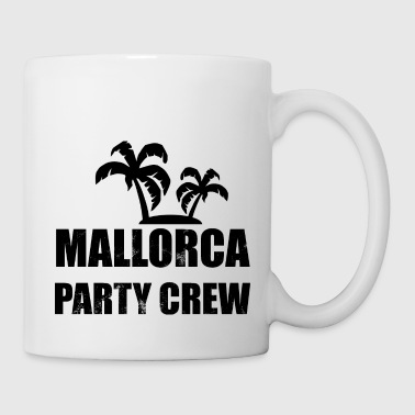 Mallorca Malle Party Crew Drinking Suff Alcohol - Kop/krus