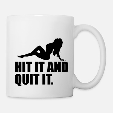 Hits hit and quit - Mug