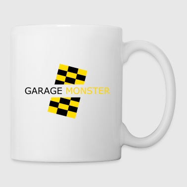 garage monster - Mug