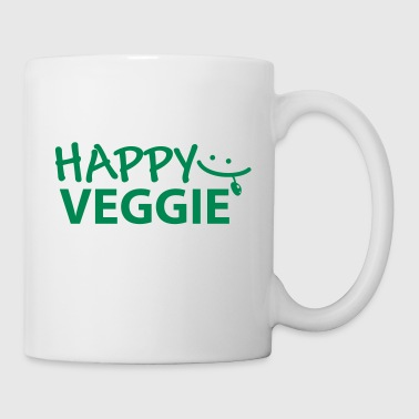 Happy Veggie - Tazza