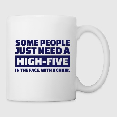 High-Five - Tasse