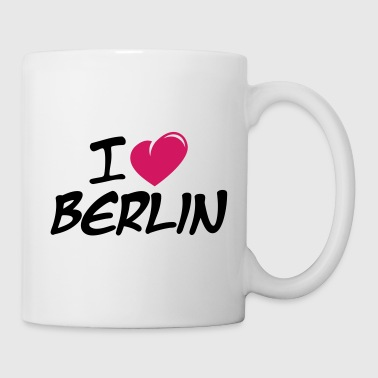I love Berlin / ti amo Berlin - Tazza