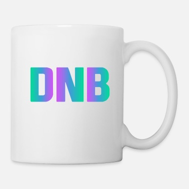 Dnb Drum and Bass DnB - Mug
