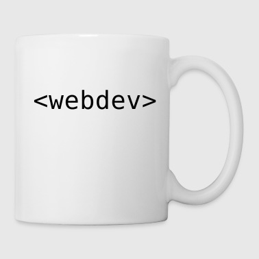 Web Web Developer / Web Developer - Mug