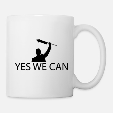 Yes We Can yes we can - Tasse
