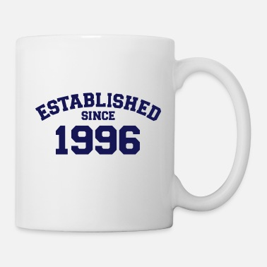 Established Established 1996 - Mug