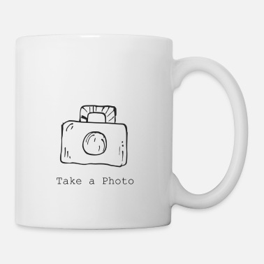 Prendre Prendre une photo - Mug