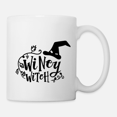 Tanzpaar Winey Witch - Tasse