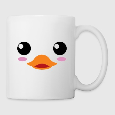 Baby duck (Puppies) - Mug