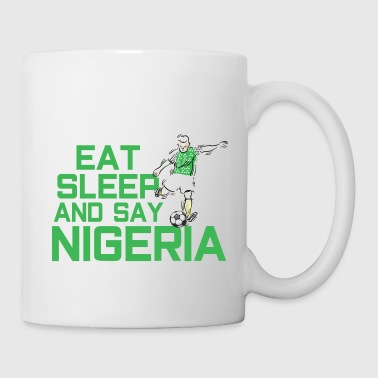 Nigeria Football Gift Fan World Cup - Muki