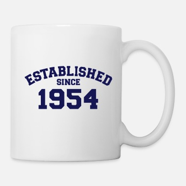 Established Established 1954 - Mug