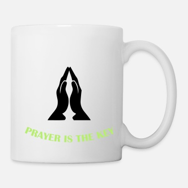 Rosario prayer_is_the_key_02 - Tazza