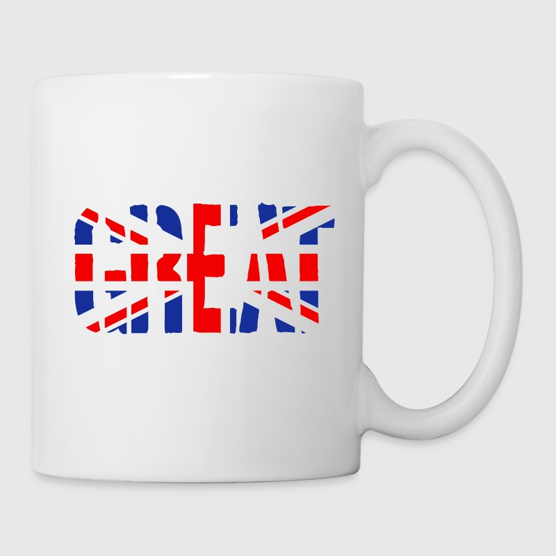 Great Britain Flagg, britisk flagg, Union Jack, UK flagg - Kopp