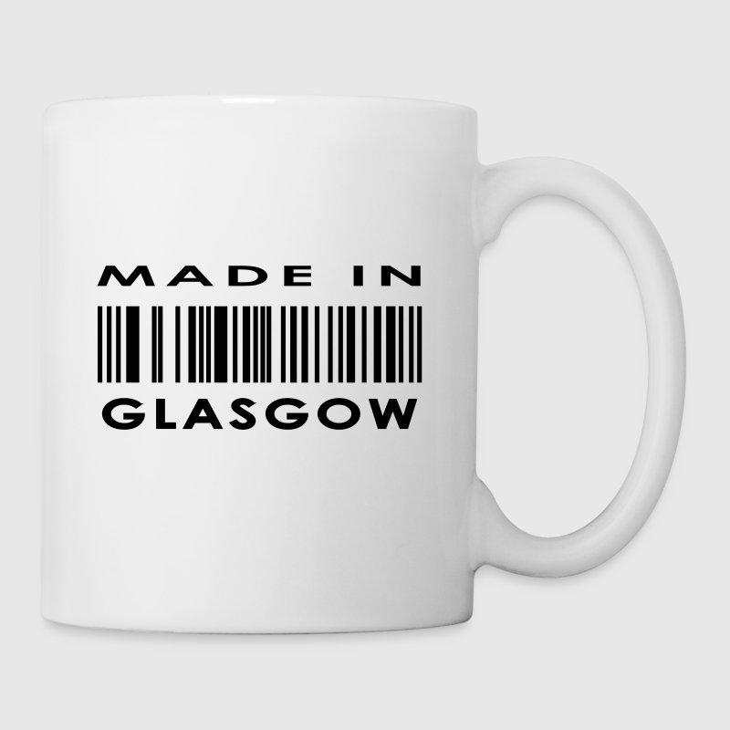 Made in Glasgow - Mug