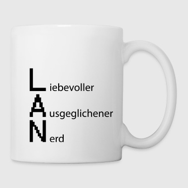 Lan-party LAN PARTY NERD - Tasse