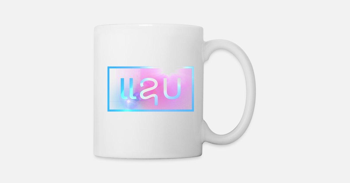Love - Lao hak - blue Mug | Spreadshirt