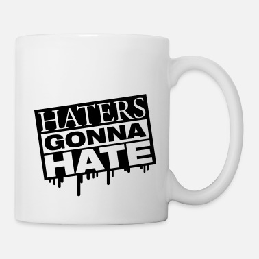 Hate haters_gonna_hate_ta1 - Mug