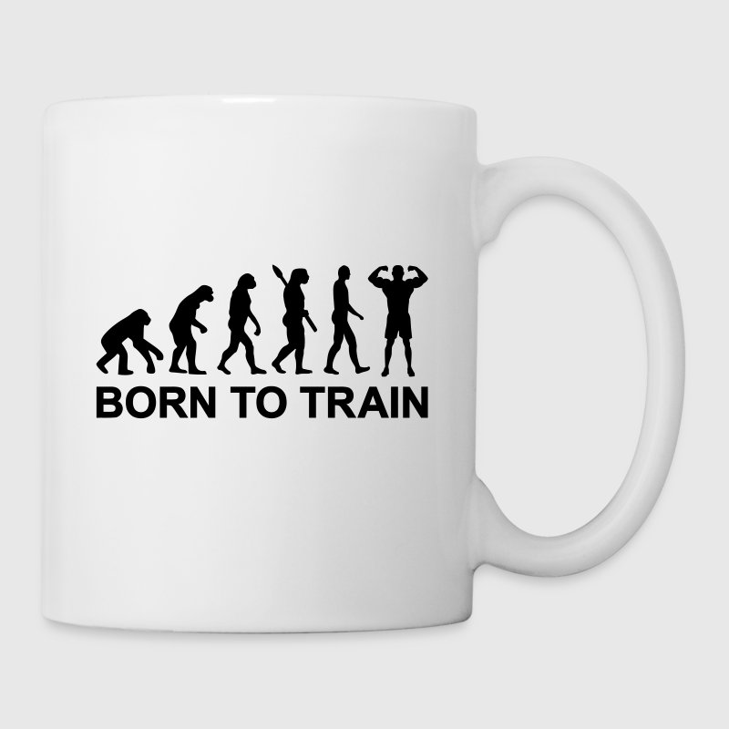 Evolution Bodybuilding - Tasse