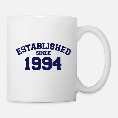 Established Established 1994 - Mug