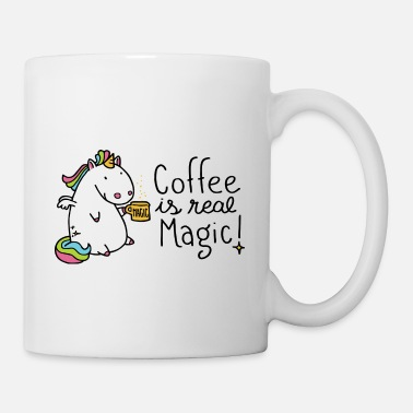 Coffee  Coffee is real Magic - Mug