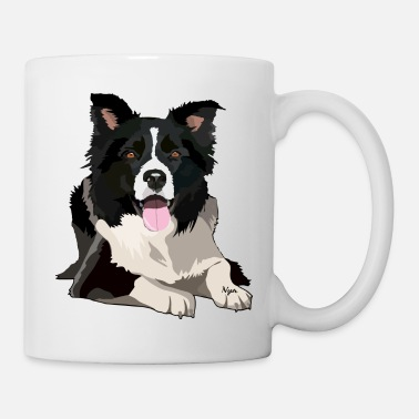 Border Collie BORDER COLLIE by NYA - Tazza