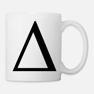 Alpha delta greek - Mug