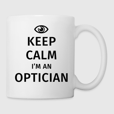 Keep Calm I'm an Optician - Kubek