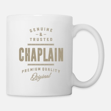 Genuine Genuine Chaplain - Mug