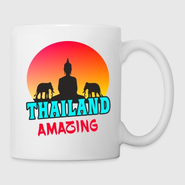 Thailand Amazing sunset - Mug