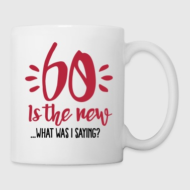 60 is the new ...What was I saying? - Tazza