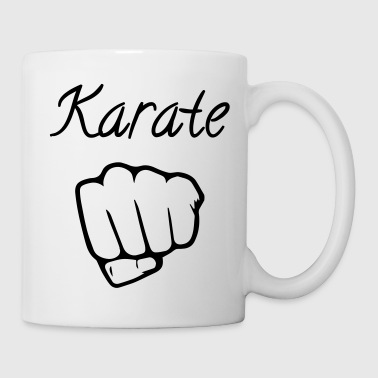 Karate / Karateka / Martial Arts / Fight - Kubek