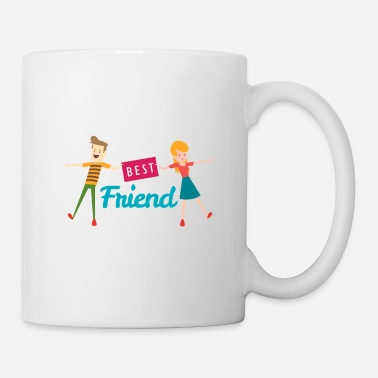 Best Friends Best Friend - Best Friend - Mug