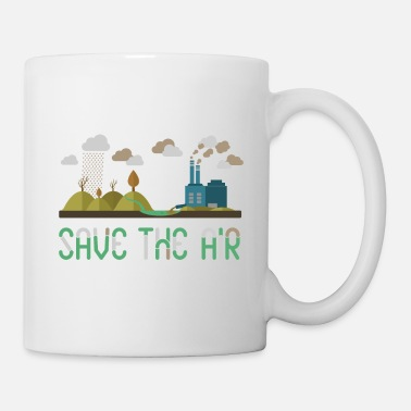 Air Air - Save the air - Mug