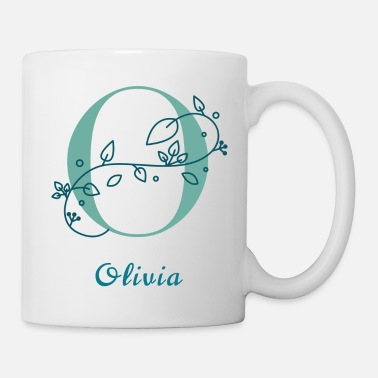 Womens Name Olivia name woman women maiden name woman name O - Mug