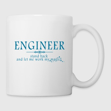 Engineer - Stand Back! - Mug