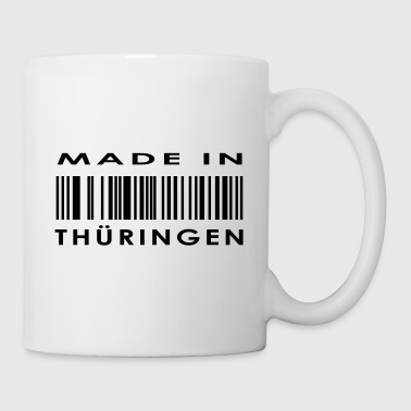 Made in Thüringen - Tasse