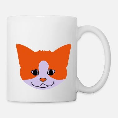 Tom Cat head - Mug