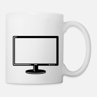Monitor Screen - Tasse