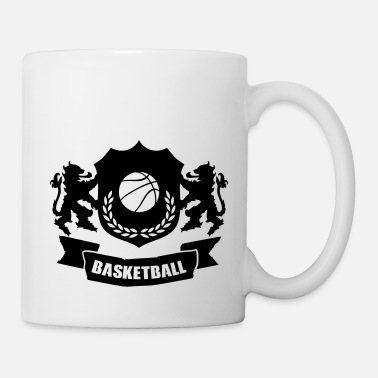 League Game basketball_01 - Mug