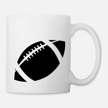 Wappen football - Tasse